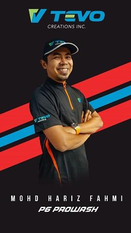 Mohd Hariz Fahmi Bin Maridua Banner