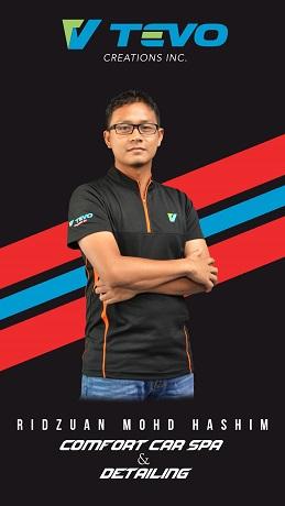 Ridzuan Mohd Hashim