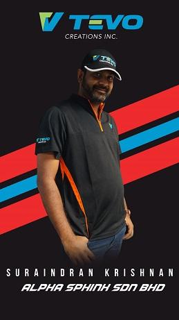 Suraindran Krishnan Banner